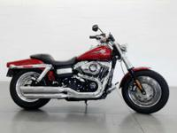 the 2013 Harley-Davidson Dyna Fat Bob FXDF model is a
