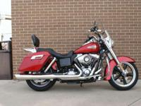 2013 Harley-Davidson Dyna Switchback Switchback Easily