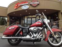 2013 Harley-Davidson Dyna Switchback Stage 1 and sounds