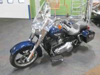 INCREDIBLY CLEAN 2013 HARLEY-DAVIDSON DYNA SWITCHBACK