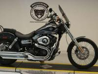 2013 Harley-Davidson Dyna Wide Glide Windshield. Want