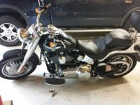 2013 Harley Davidson Fat Boy - FLSTF103 - GREAT DEAL AT