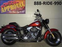 2013 Harley Davidson Fat Boy Lo 110th Anniversary