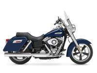 2013 Harley-Davidson FLD Dyna Switchback Easily