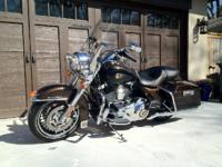 2013 Harley Davidson FLHR Davidson Road King. 110th