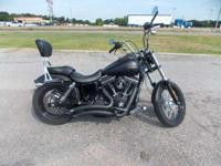 Mileage:2,255 MiYear:2013Condition:Used 2013 FXDB