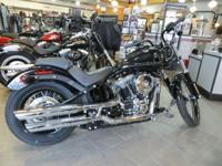 2013 Harley-Davidson FXS Softail Blackline 2013 Softail