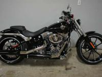 2013 Harley-Davidson FXSB Breakout Available Now!!  Big
