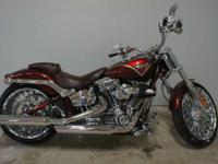 2013 Harley-Davidson FXSBSE CVO Breakout Available