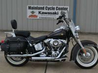 2013 Harley-Davidson Heritage Softail Classic 110th