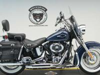 For 2013 the FLSTC Heritage Softail Classic comes in a