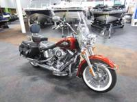 CLEAN 2013 HARLEY-DAVIDSON HERITAGE SOFTAIL CLASSIC