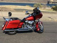 2013 Harley Davidson Road Glide 103 CI 14,000 Miles ABS
