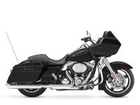 Motorbikes Touring. the Harley Road Glide Custom model