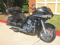 Also take a look at the Harley Tri Glide Ultra Classic