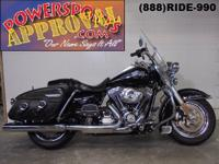 2013 Harley Davidson Road King Classic for sale! Super