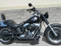 2013 Harley-Davidson Softail Fat Boy Lo Low Miles -