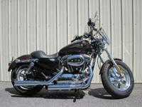 2013 Harley-Davidson Sportster 1200 Custom 110th