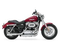 the 2013 Harley-Davidson Sportster 1200 Custom XL 1200C