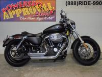 2013 Harley Davidson Sportster 1200C for sale only