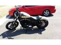 2013 Harley-Davidson Sportster 883 IRON. Only 130