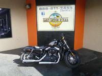 the 2013 Harley-Davidson Sportster Forty-Eight model