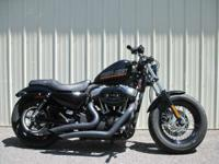 The Harley Forty-Eight model is one of the many Harley