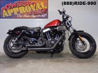 2013 Harley Davidson Sportster Fourty Eight XL1200x for