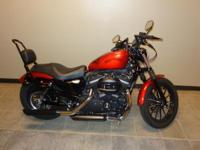 the 2013 Harley-Davidson Sportster Iron 833 model