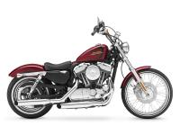 The Harley Seventy-Two model is a masterful mix of