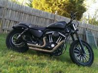 2,460 miles Vance & Hines Short Shot full exhaust Vance