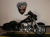 2013 Harley-Davidson Street Glide Most popular bike in