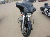 the 2013 Harley-Davidson Street Glide model FLHX is