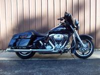 2013 Harley-Davidson Street Glide Great bike low miles.