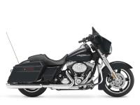 2013 Harley-Davidson Street Glide   With style and long