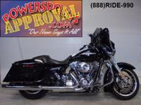 2013 Harley Davidson Street Glide 103 Cubic inch for