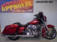 2013 Harley Davidson street glide for sale with only