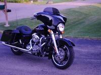 2013 Harley Davidson Street Glide FLHX2013 Harley