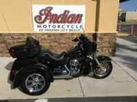 the 2013 Harley-Davidson trike motorcycles provide you