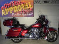 2013 Harley Davidson Ultra Classic for sale $16,800!