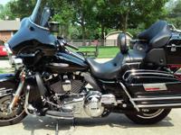 2013 Harley Davidson, Ultra Limited, Vivid Black, 103