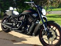 2013 Harley Davidson VRDCDX Night Rod Special Excellent