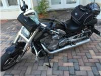 2013 Harley-Davidson VRSCF Muscle V-Rod. This is a