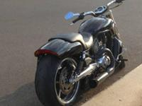 2013 Harley Davidson VRSCF VRod Muscle. 2013 VRod