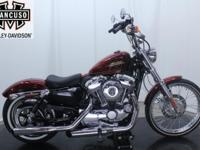 2013 HD XL1200V Sportster Seventy-Two. Authentic '70s
