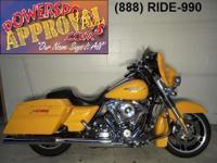 2013 Harley Davison Street Glide 103 cu motorcycle for