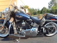 Make: Harley Davidson Condition: Used Blue Pearl