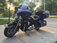Make: Harley Davidson Model: Other Mileage: 8,400 Mi