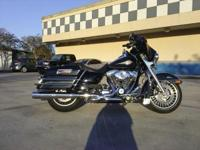 I currently have a 2013 HD Electra Glide classic /