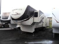 Pre-Owned 2013 Heartland Landmark Fifth Wheel QUAD